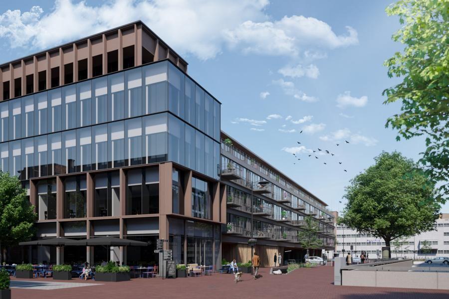Bekijk foto 3 van Broerenstraat 45 -38