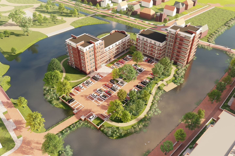 View photo 4 of Parkzicht - appartementen IN VOORBEREIDING