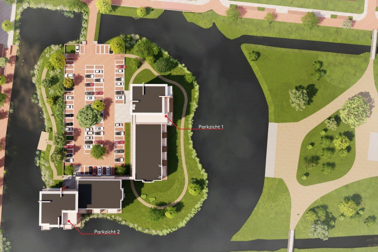 View photo 2 of Parkzicht - appartementen IN VOORBEREIDING