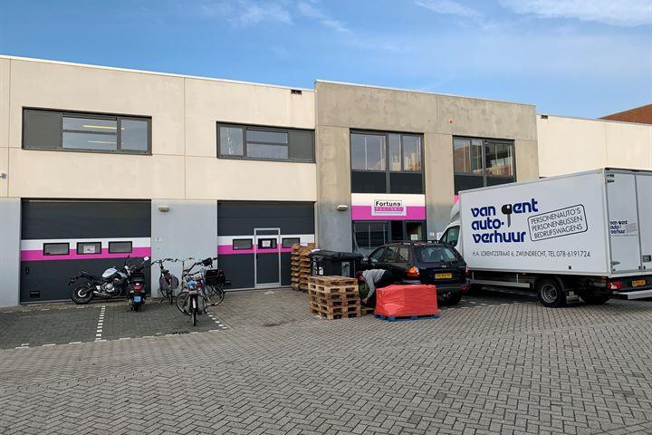 Nieuwland Parc 11 g, Alblasserdam