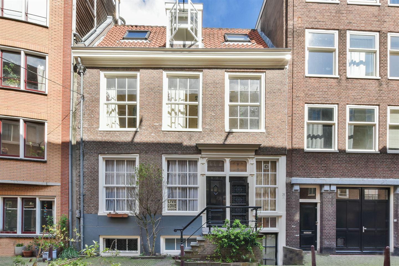 View photo 1 of Tweede Weteringdwarsstraat 39 A