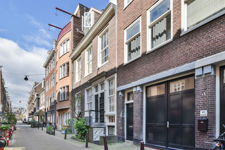 View photo 2 of Tweede Weteringdwarsstraat 39 A