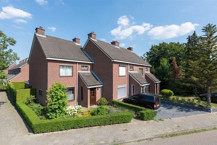 De Els/ Lijsterbes/ De Meidoorn-Hoekwoning