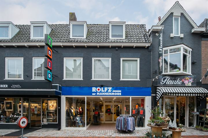 Bentheimerstraat 10 -10A, Coevorden