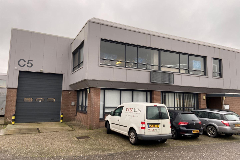 Bekijk foto 4 van Haarlemmerstraatweg 127-131