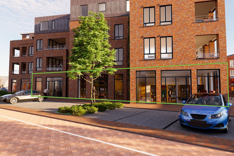 Bekijk foto 2 van Dorpsplein (pleinzijde)