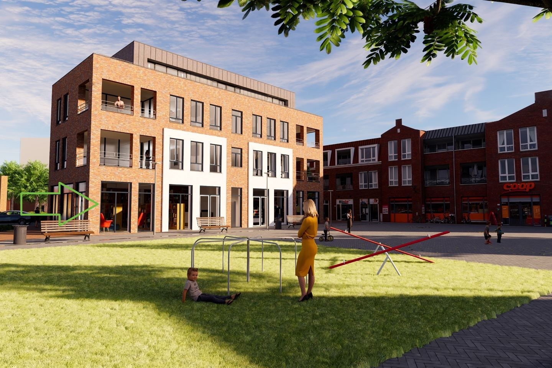 Bekijk foto 1 van Dorpsplein (pleinzijde)