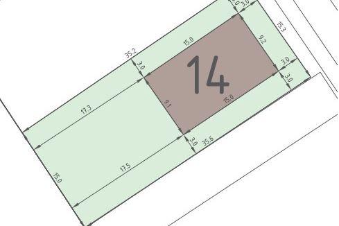 14   Bouwkavel   Kapelledries (Bouwnr. 14)