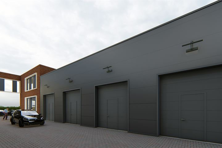 Bijsterhuizen 1104 U44, Nijmegen