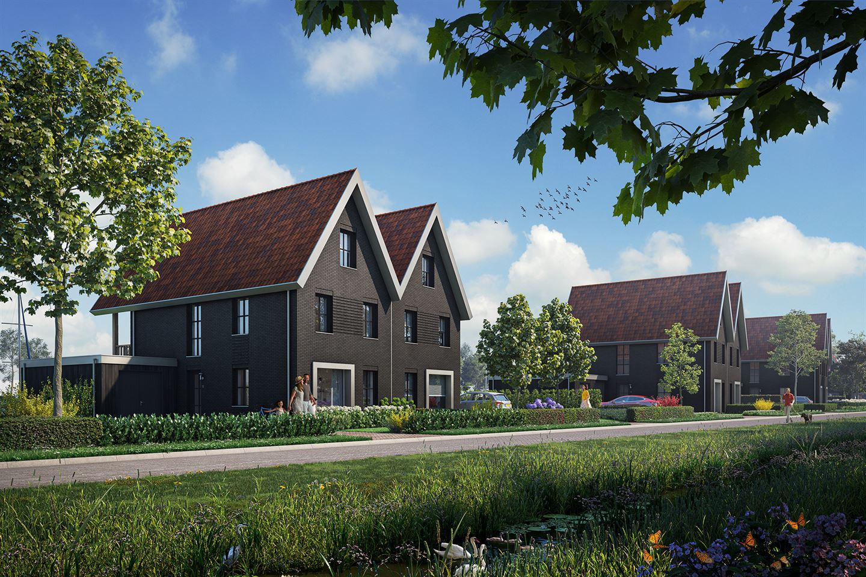 Bekijk foto 3 van Stadsdock geschakelde woning (Bouwnr. 14)