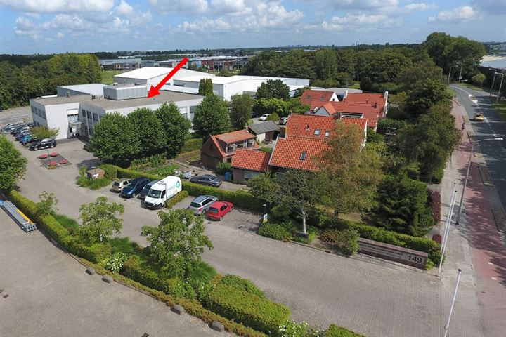 Zwarteweg 149, Aalsmeer