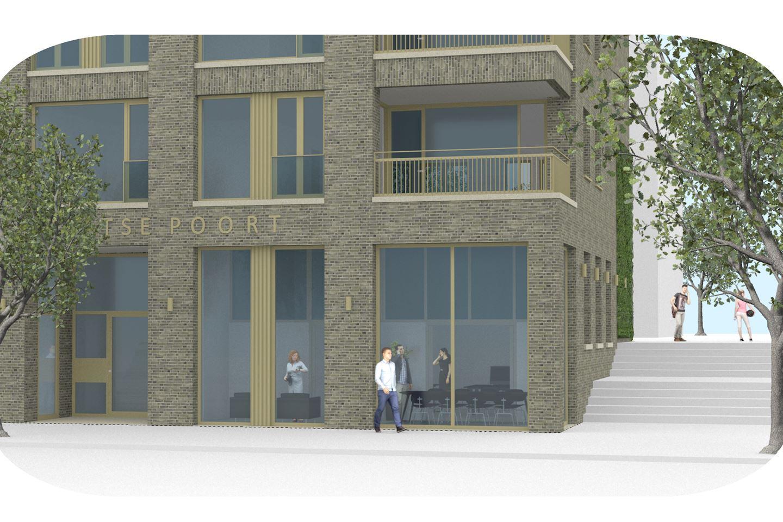 Bekijk foto 3 van Nieuw Delftse Poort, begane grond studio B