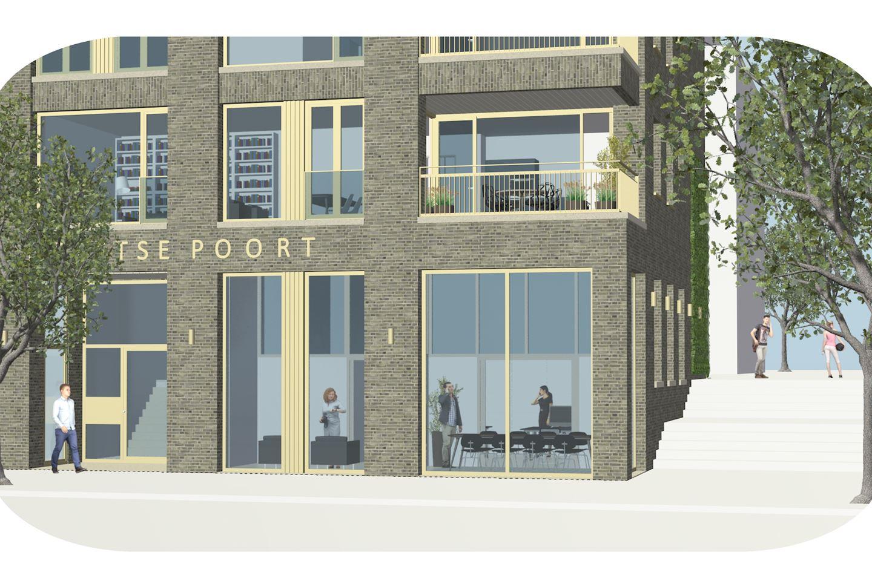 Bekijk foto 4 van Nieuw Delftse Poort, begane grond studio B