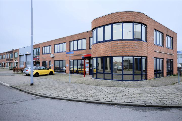 Suikerbakkerstraat 40, Hoogvliet Rotterdam