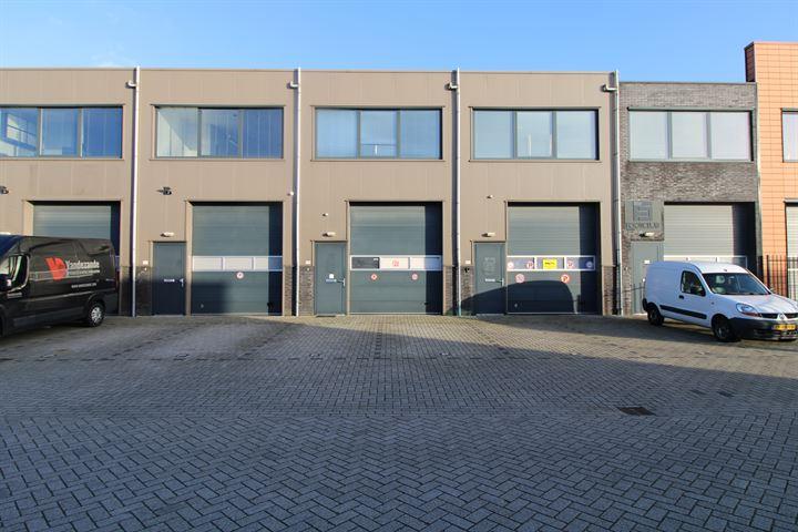 Nieuwland Parc 12 d, Alblasserdam