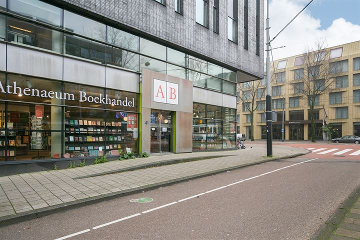 Roetersstraat 41, Amsterdam