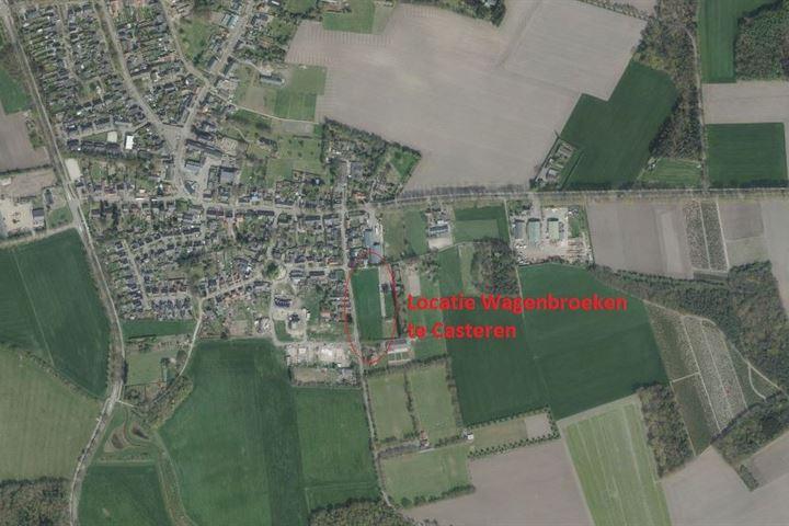 Kavel 7 | Plan Wagenbroeken Casteren, Casteren
