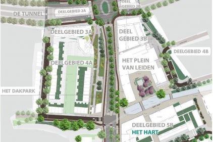 Kooiplein, Leiden