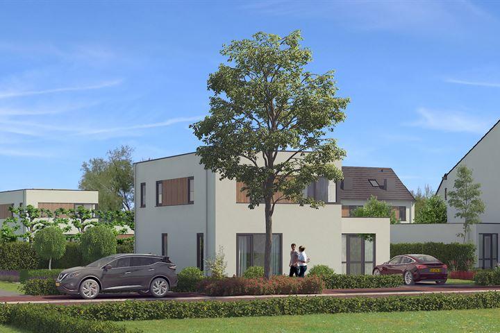 Hoenderpark - Vrijstaande villa (Bouwnr. 8)