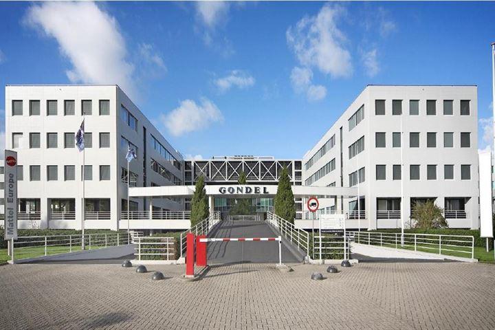Gondel 1, Amstelveen
