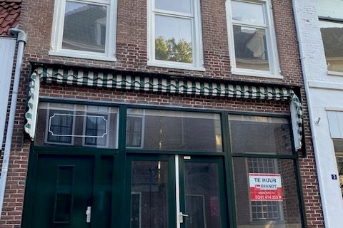 Donkerstraat 1, Harderwijk