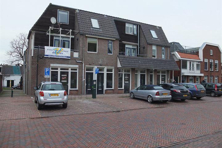 Markt 18, 18A en Marktstraat 6
