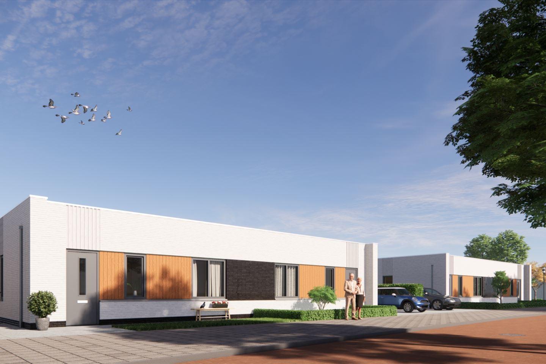 Bekijk foto 1 van Halfvrijstaande bungalows Boschlaan