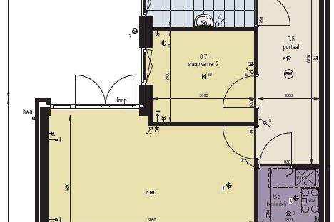 Bekijk foto 3 van Halfvrijstaande bungalows Boschlaan