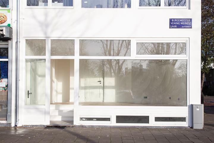 Burgemeester Vening Meineszlaan 44, Amsterdam