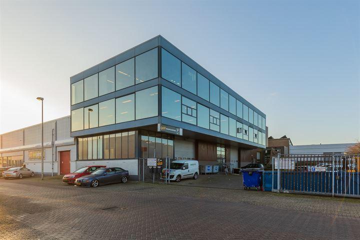 Weversbaan 9 C-D, Leiderdorp