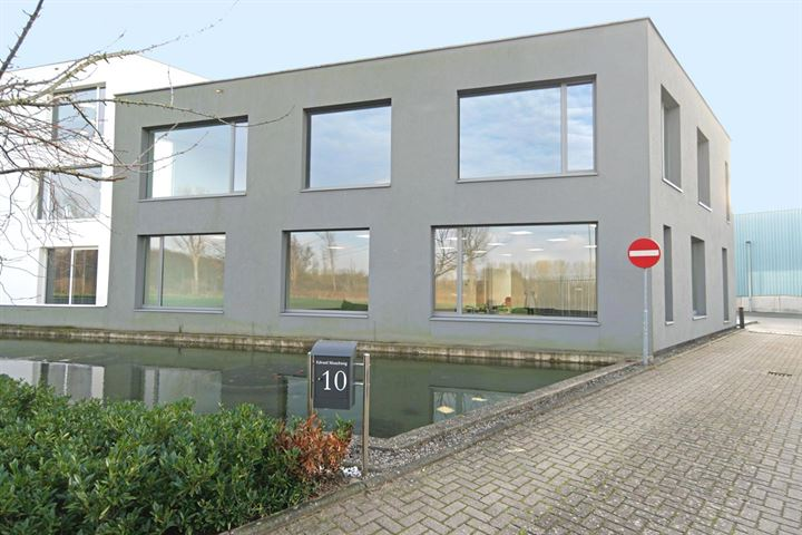 Edvard Munchweg 10, Almere
