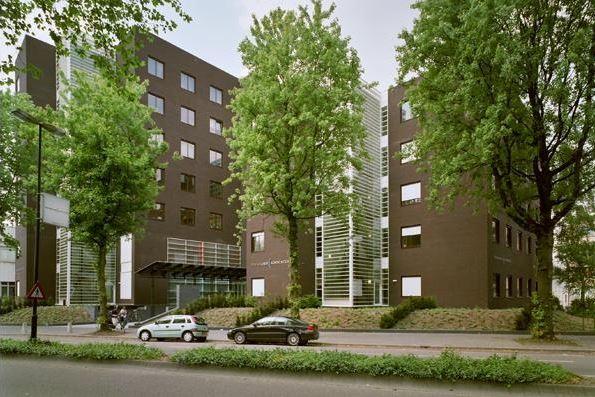 Burgemeester de Raadtsingel 93 c, Dordrecht