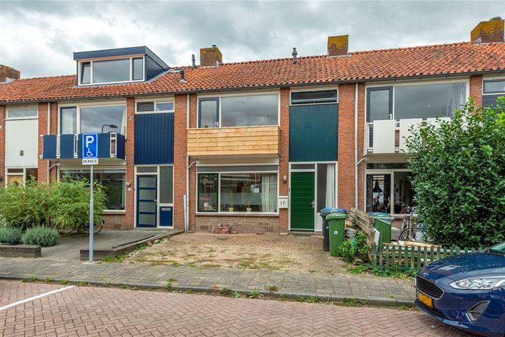 Vivaldistraat 17 .