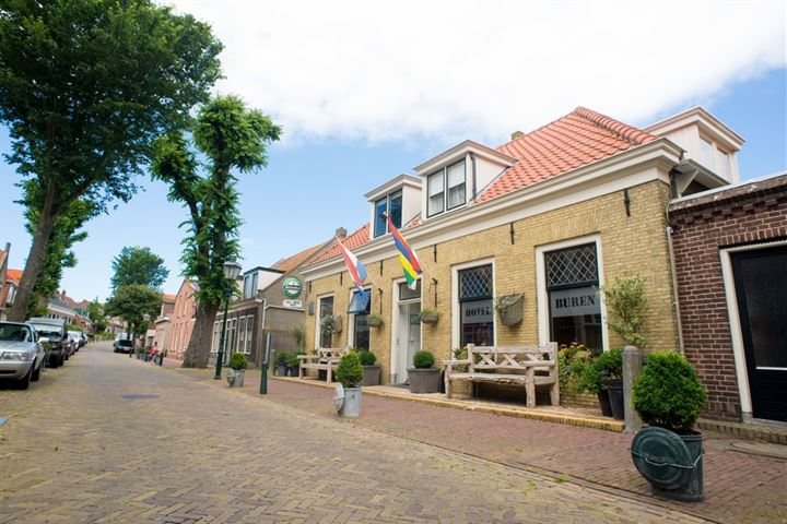 Burgemeester Mentzstraat 20, West-Terschelling