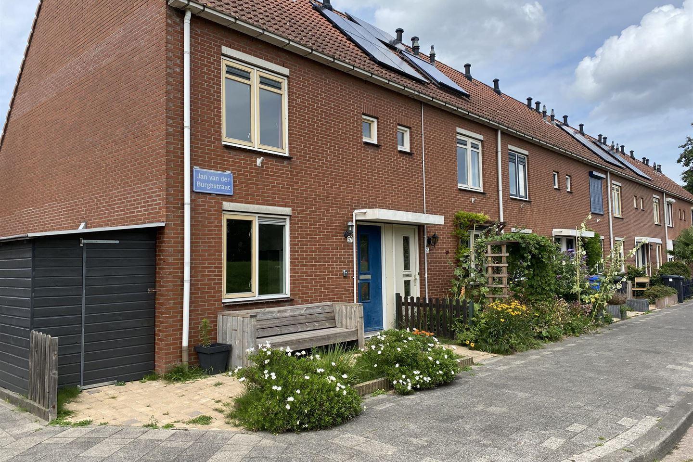 Bekijk foto 2 van Jan van der Burghstraat 37