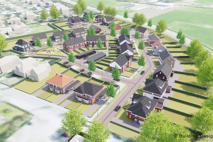 Nieuwbouw 'de Esch'