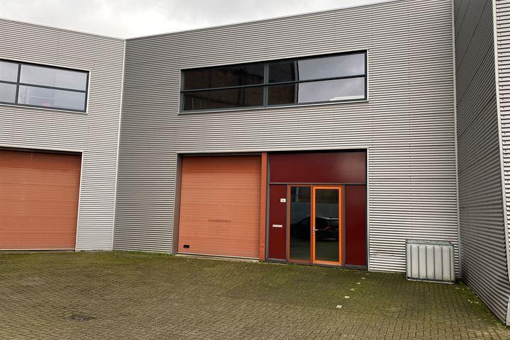 Admiraal De Ruyterstraat 16 J, Schiedam