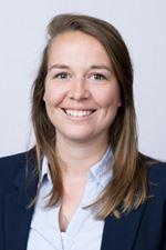 Susan van den Berg - werkzaam regio Den Haag