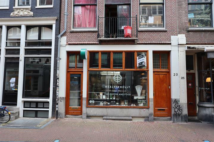 Huidenstraat 23, Amsterdam