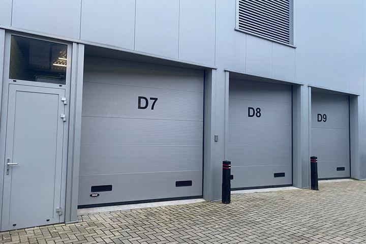 Anthonie Fokkerstraat 49 D8, Barneveld