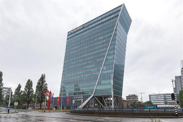 Schenkkade 50, Den Haag