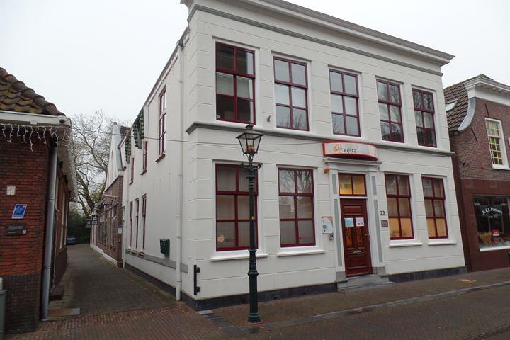 Dorpsstraat 33 B, Zoetermeer