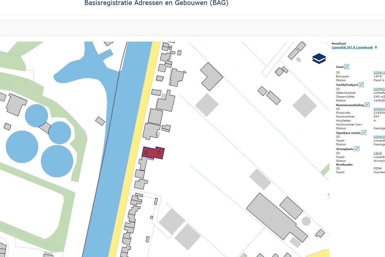 Bekijk foto 5 van Lisserdijk 347 -347 A