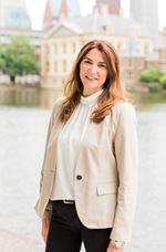 Claudia van Dijk (Secretary)