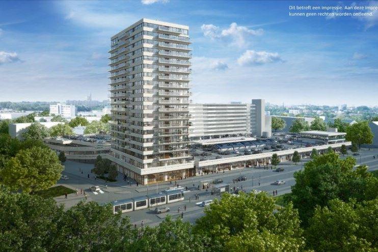 Bekijk foto 1 van De Savornin Lohmanplein