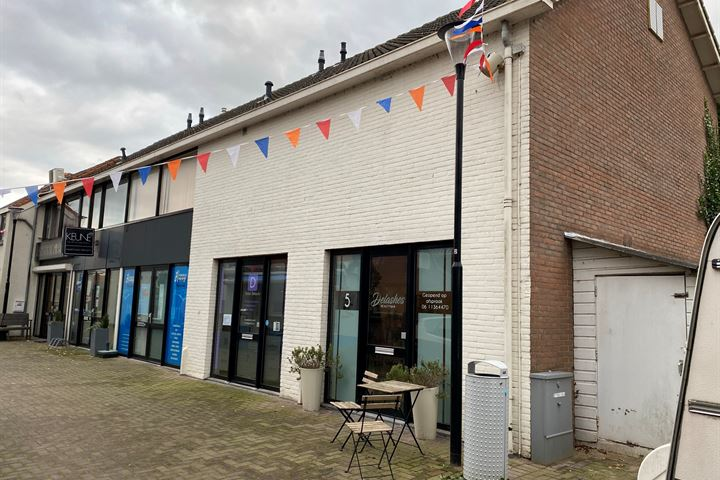 Botjesstraat 7, Klaaswaal