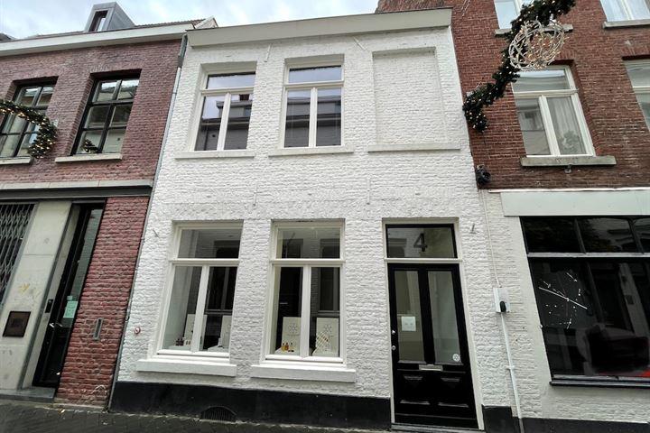Heggenstraat 4 - 4B, Maastricht