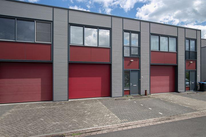 Einsteinstraat 14 J, Reeuwijk