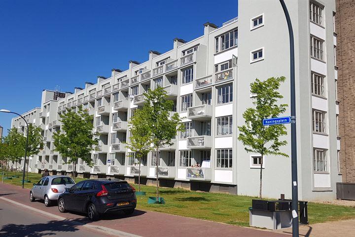 Koningsplein flat 114 -B