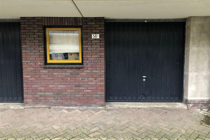 Van Borselenstraat 58 G, Arnhem